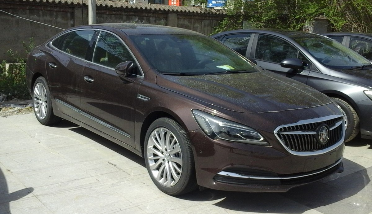 Buick Lacrosse Wikipedia Ecotec 2 0 Turbo Gm Vvt Engines