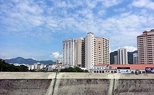Bukit Jambul - Image: Bukit Jambul