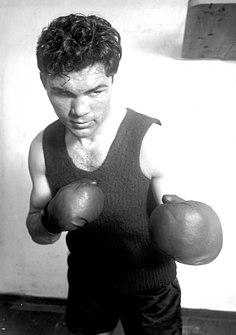 Max Schmeling German boxer