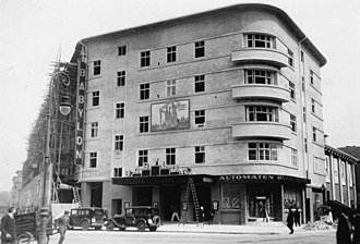 Kino Babylon - Kino Babylon, 1929