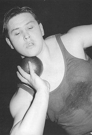Jiří Skobla - Skobla in 1957