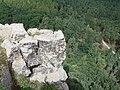 Burgruine Regenstein Blankenburg Wachposten - panoramio.jpg