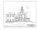 Burholme, Cottman and Central Avenues, Burholme Park, Philadelphia, Philadelphia County, PA HABS PA,51-PHILA,273- (sheet 9 of 10).png