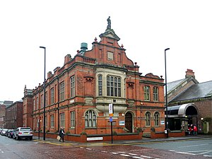 Northumbria University - Burt Hall