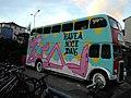"""Bus """"Car Touche"""" (tribord) - Quartier des Grottes, Cornavin, Genève (Suisse).jpg"""