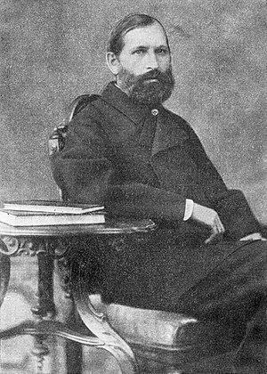 Fyodor Buslaev - Image: Buslayev F