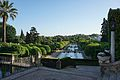 Córdoba Spain - Alcázar de los Reyes Cristianos - Water Gardens (18566801331).jpg