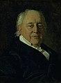 C.A. Jensen - Professor of Divinity Andreas Christian Krog - KMS3598 - Statens Museum for Kunst.jpg