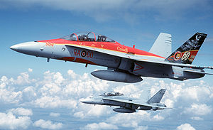 CF-188B 410 Sqn with 60th anniversary paint.JPEG