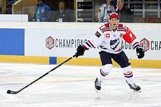 Jasse Ikonen Finnish ice hockey player