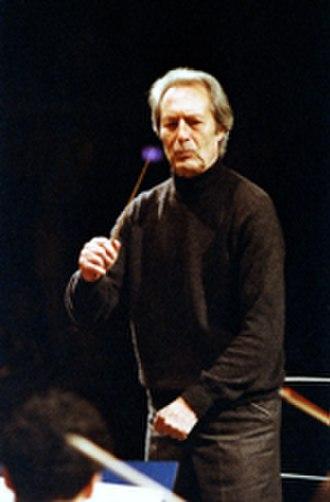 Carlo Maria Giulini - Image: CM Giulini