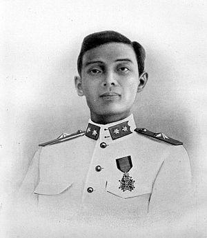 Paku Alam VIII - Portrait of Paku Alam VIII