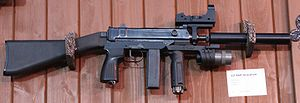 Škorpion - A carbine modification of the original Škorpion—the CZ 868.