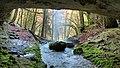 Cademène, entrée de la grotte de la Ferme des Îles.jpg