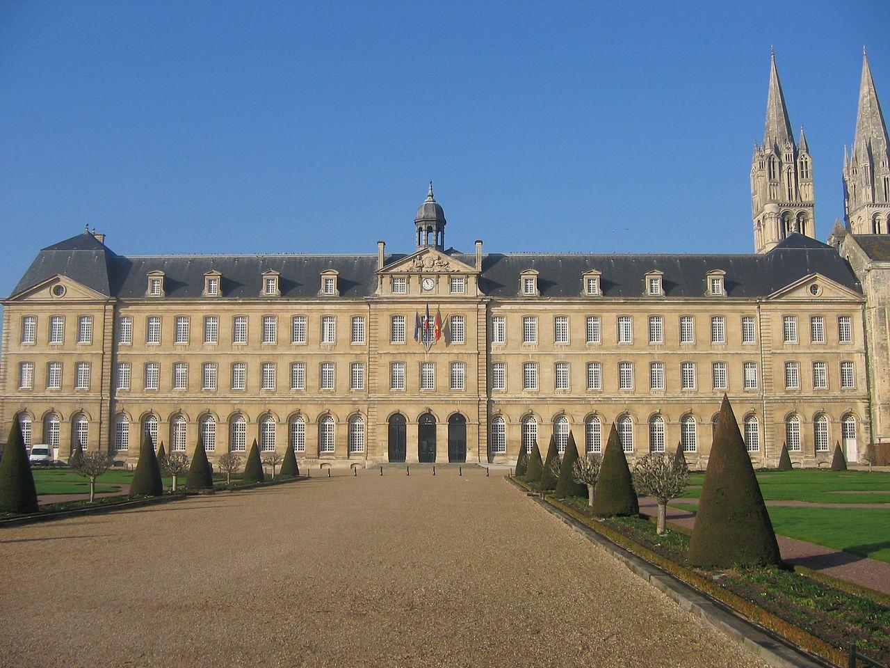 Cabinet D Architecte Caen fichier:caen hôtel de ville — wikipédia