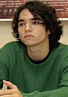 Caio Blat Brazilian actor