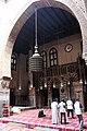 Cairo, moschea di al-ghouri, interno 02.JPG