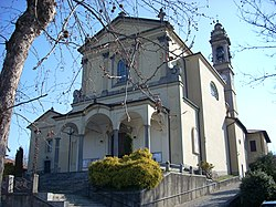 San Vigilio Church