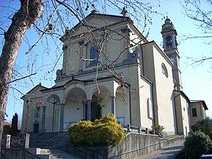Calco - San Vigilio Church