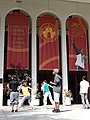 Calisthenics outside Athletics Hall - Campus of University of Southern California - Los Angeles, CA - USA (6787832760).jpg