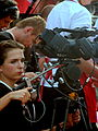 "Camerawomen at IV Meeting Of Fans of the TV Series ""M jak miłość"" in Gdynia 2010 - 1.jpg"