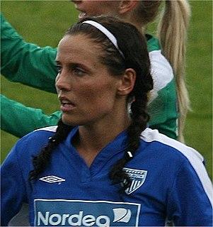 Camilla Huse association football player
