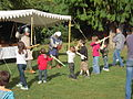 Camp médiéval Châteaugiron tournoi.JPG