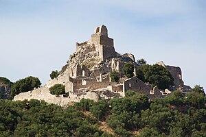 Campiglia Marittima - Rocca of San Silvestro