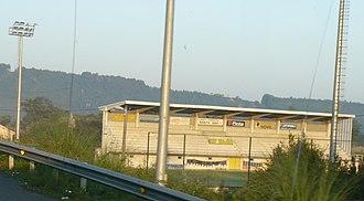 CD Tropezón - Campo de fútbol de Santa Ana, home of Tropezón