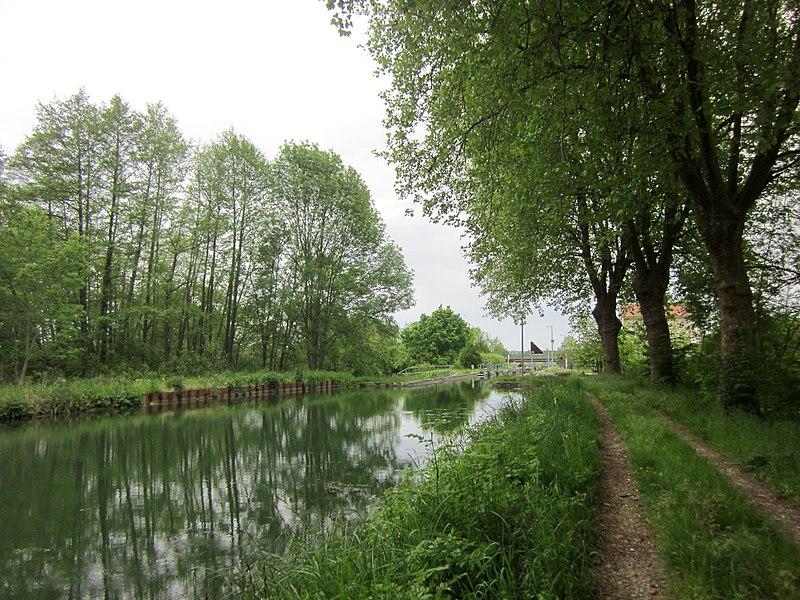 Canal de la Marne au Rhin, Ecluse 68 de Brusson.