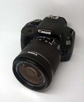 Image illustrative de l'article Canon EOS 100D