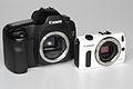 Canon EOS-5D vs EOS-M.JPG