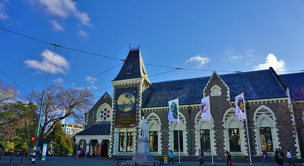 Canterbury Museum, Christchurch
