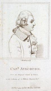 George Edward Ayscough British writer