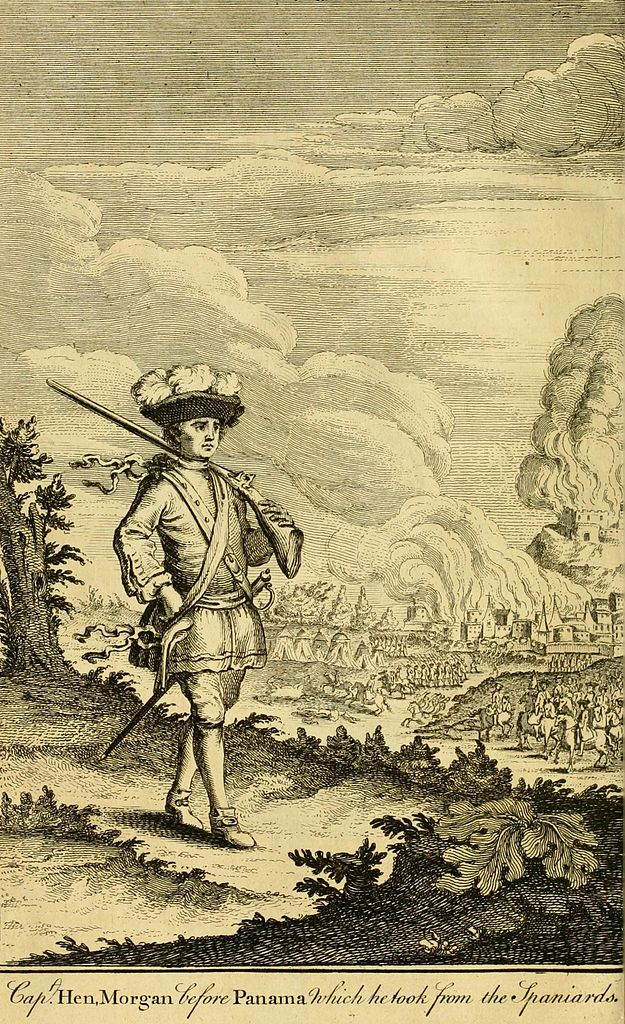 File:Captain Henry Morgan before Panama, 1671.jpg - Wikipedia