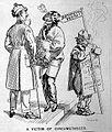Caricature- Punch vol 146, 1 April 1914 Wellcome L0028087.jpg