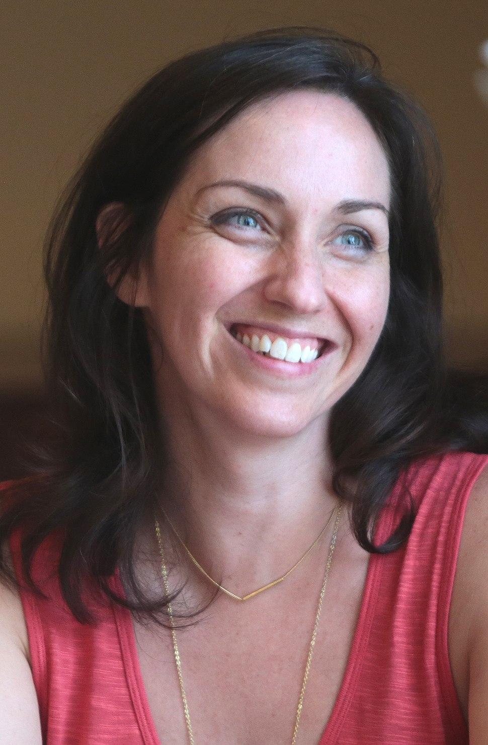 Carrie Keranen by Gage Skidmore