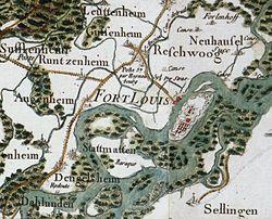Carte cassini Fort-Louis.jpg