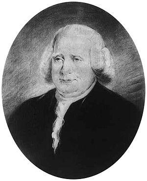 Carter Braxton - Assumed portrait of Braxton