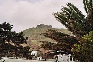 Teguise (municipality) - Image: Castell de Santa Barbara