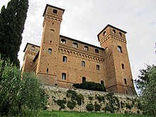 List of castles in Italy - Wikipedia