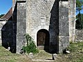Castelnaud-la-Chapelle Fayrac église portail.jpg