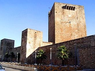 Olivenza - Castle of Olivenza/Olivença