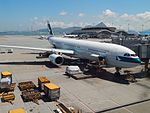 Cathay Pacific A330-300 B-HLW at HKG (28363208162).jpg