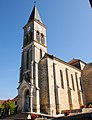 Catholic church of Payrac at 11 September 2015 - panoramio.jpg