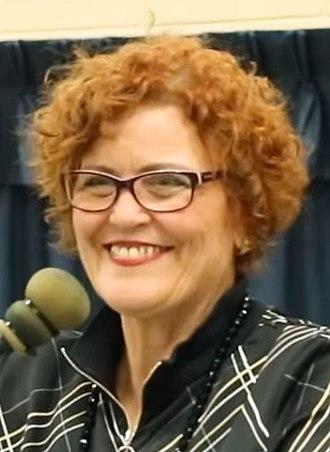 Cathy O'Toole - O'Toole in 2017