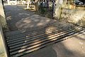 Cattle Grid - Visveswaraya Guest House Entrance - Indian Institute of Technology - Kharagpur - West Midnapore 2013-01-26 3654.JPG