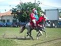 Cavaleiros na Cavalhada de Santo Amaro - 2012.jpg