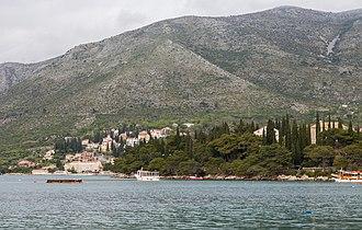 Cavtat - Image: Cavtat, Croacia, 2014 04 19, DD 02