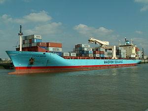 Cecilie Maersk Port of Antwerp 13-Sep-2005.jpg